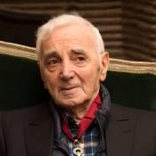 Charles Aznavour : Honoré par le roi des Belges !