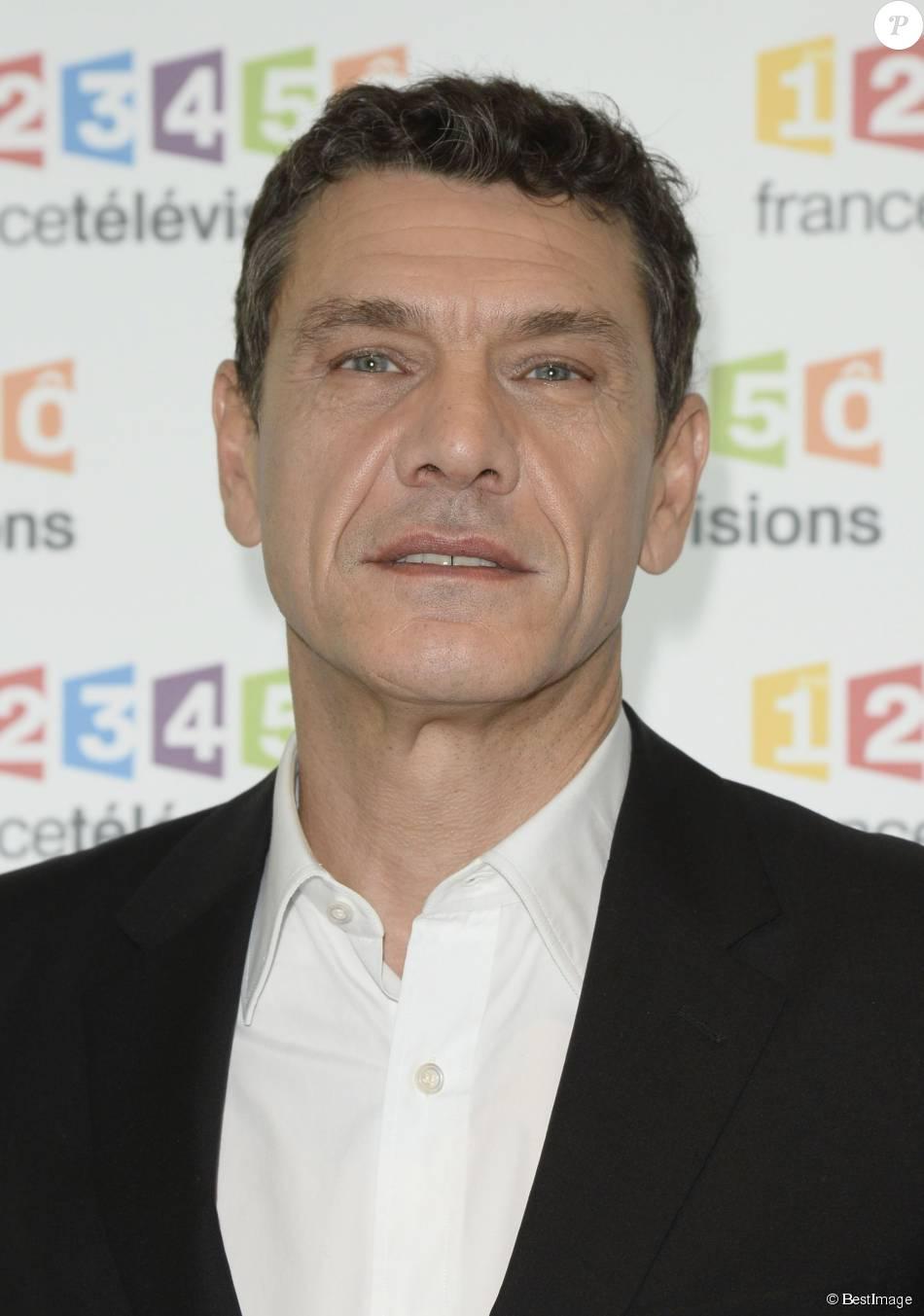 Marc Lavoine - Conférence de presse du Téléthon 2015, à France Télévisions à Paris le 4 novembre 2015. Le Téléthon 2015 aura lieu le 4 et le 5 décembre et le parrain de cette édition sera Marc Lavoine. © Coadic Guirec / Bestimage