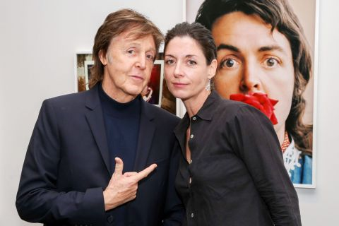 Paul McCartney salue la mémoire de Linda et le talent de leur fille Mary