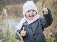 Estelle de Suède : Dans son jardin, la petite princesse égaye l'automne