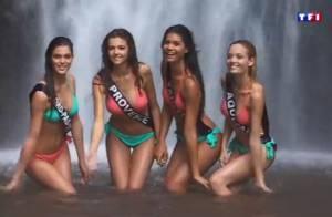 Miss France 2016 : Photos, bains de foule et répétitions à Tahiti pour les Miss