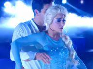 DALS 6 : Priscilla lumineuse en Reine des Neiges et Loïc Nottet aérien !