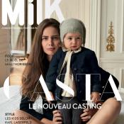 """Marie-Ange Casta présente sa fille de 2 ans : """"Elle n'était pas prévue"""""""