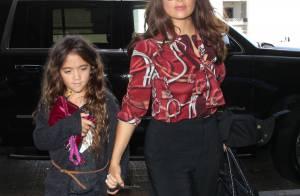 Salma Hayek, maman fière : Sa fille Valentina va faire un don très généreux