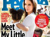 Sandra Bullock à nouveau maman : Elle présente sa fille, Laila