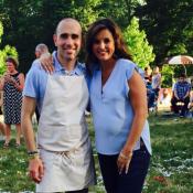 """Le Meilleur Pâtissier - Cyril, grand gagnant : """"Mercotte est assez tranchante"""""""