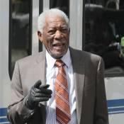 Morgan Freeman : Victime d'un accident d'avion, il a frôlé le drame