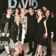 Jessica Chastain fête l'enterrement de vie de jeune fille de sa meilleure amie Jessi Weixler à Las Vegas. Les filles sont allées voir le spectacle de magie de David Copperfield / photo postée sur Instagram à la fin du mois de novembre 2015.