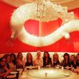 Jessica Chastain fête l'enterrement de vie de jeune fille de sa meilleure amie Jessi Weixler au Wynn Resort and Casino de Las Vegas / photo postée sur Instagram à la fin du mois de novembre 2015.
