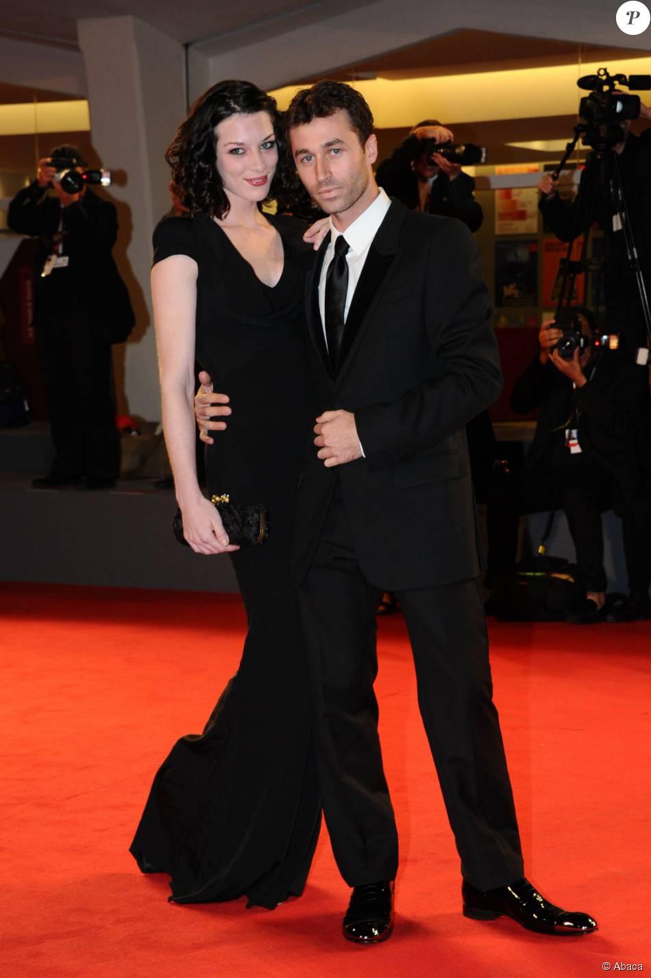 James Deen et Stoya à Venise le 30 août 2013.