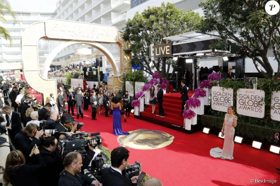 Ambiance - 71e cérémonie des Golden Globe Awards à Beverly Hills le 12 janvier 2013
