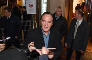 Quentin Tarantino et ses