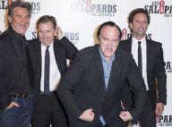 """Quentin Tarantino et ses """"Huit salopards"""" : Déchaîné, il fait le show à Paris"""