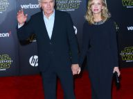 Star Wars : Harrison Ford amoureux, Carrie Fisher et sa fille... Hollywood en fête