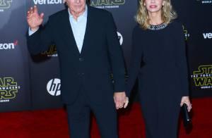 Star Wars : Harrison Ford amoureux, Carrie Fisher et sa fille... Hollywood en fête