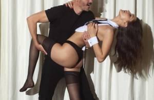 Bella Hadid : Super-héroïne irrésistible en lingerie et costume