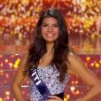 Miss Tahiti - Les 12 finalistes défilent, lors de l'élection Miss France 2016 le samedi 19 décembre 2015 sur TF1
