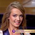 Miss Alsace - Les 12 finalistes se présentent, lors de l'élection Miss France 2016 le samedi 19 décembre 2015 sur TF1