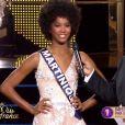 Miss Martinique - Les 12 finalistes se présentent, lors de l'élection Miss France 2016 le samedi 19 décembre 2015 sur TF1