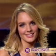 Miss Languedoc - Les 12 finalistes se présentent, lors de l'élection Miss France 2016 le samedi 19 décembre 2015 sur TF1