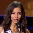 Miss Rhône-Alpes - Les 12 finalistes se présentent, lors de l'élection Miss France 2016 le samedi 19 décembre 2015 sur TF1