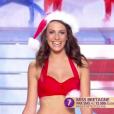 Miss Bretagne - Les 12 finalistes défilent en Mère Noël sexy, lors de l'élection Miss France 2016 le samedi 19 décembre 2015 sur TF1