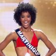 Miss Martinique choisie parmi les cinq finalistes, lors de l'élection Miss France 2016 le samedi 19 décembre 2015 sur TF1