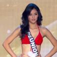 Miss Réunion choisie parmi les cinq finalistes, lors de l'élection Miss France 2016 le samedi 19 décembre 2015 sur TF1