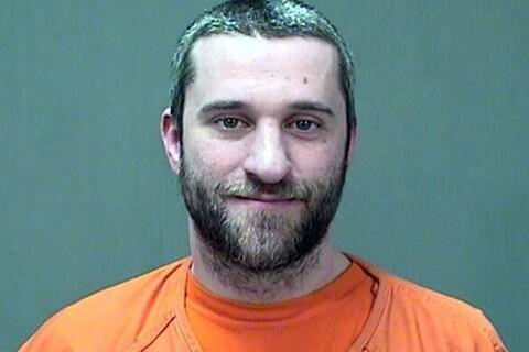 Dustin Diamond (Sauvés par le gong) file en prison !