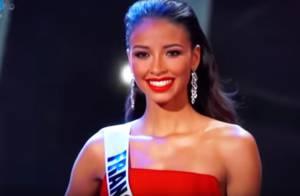 Miss Univers 2015 : Flora Coquerel dans le Top 5, l'ex-Miss France félicitée !