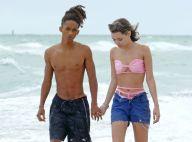 Jaden Smith et Sarah Snyder : Baisers et baignade pour le couple détendu