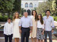 Rania de Jordanie : Compte à rebours plein de joie avec son mari et ses enfants