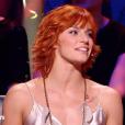 """Les images du casting de la belle Fauve Hautot pour """"Danse avec les stars"""". C'était en 2011 et la danseuse était brune ! Images diffusées dans """"Danse avec les stars, la suite"""" sur TF1, le 12 décembre 2015."""