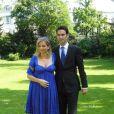 Mariage de Jeanna-Marie Martin et Gurvan Rallon, le 10/05/08