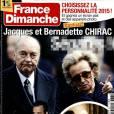 France Dimanche, n°3617, décembre 2015.