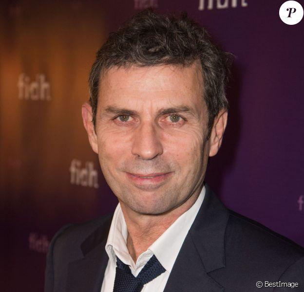 Frédéric Taddeï - Dîner de la FIDH (Fédération International des Droits de l'Homme) à l'Hôtel de Ville de Paris le 8 décembre 2015.