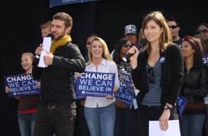 REPORTAGE PHOTOS : Jessica Biel et Justin Timberlake, deux amoureux en... campagne !