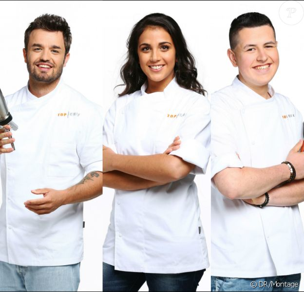 Les candidats de Top Chef 2016 révélés