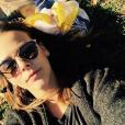Pauline Ducruet s'est installée à New York pour ses études de mode. Photo de son compte Instagram.