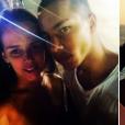 Pauline Ducruet en vacances à Mykonos à l'été 2015. Photo de son compte Instagram.