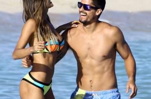 Leryn Franco, le canon des JO : Sublime sur la plage avec son amoureux