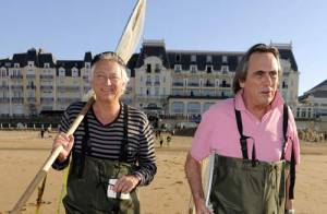 REPORTAGE PHOTOS : Priez pour Philippe Lavil et Laurent Boyer, car ils ont beaucoup péché...