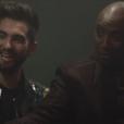 Kendji Girac et Soprano dans le clip du single  No Me Mirès Màs .