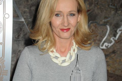 J.K Rowling : Un deal à 29 millions d'euros avec Johnny Depp...