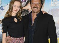 """José Garcia au top avec sa """"fille de cinéma""""... ou en sosie de Robert Downey Jr."""