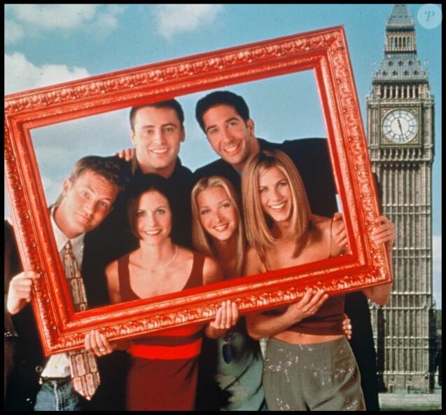 La série culte Friends