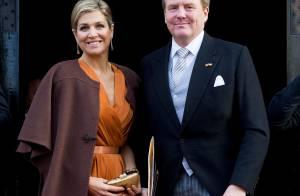 Mathilde de Belgique, Maxima des Pays-Bas : Reines glamour pour les voeux