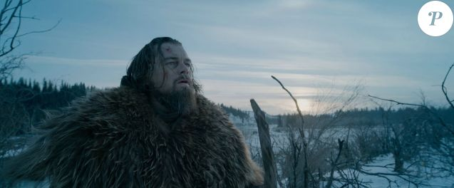 Leonardo DiCaprio dans The Revenant.