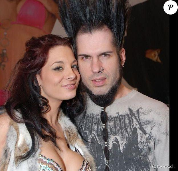Tera Wray et Wayne Static