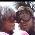 Tera Wray et son époux Wayne Static